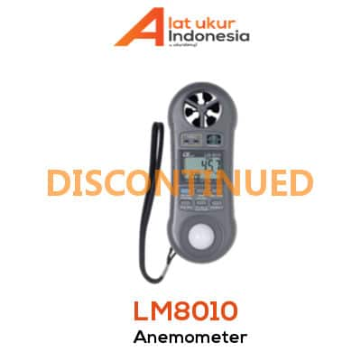 Anemometer Multifungsi Lutron LM8010