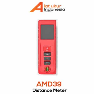 Big Screen Laser Distance Meter AMTAST AMD39