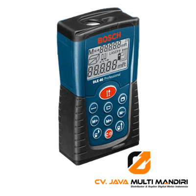 Meteran Laser Digital Bosch AMTAST DLE40
