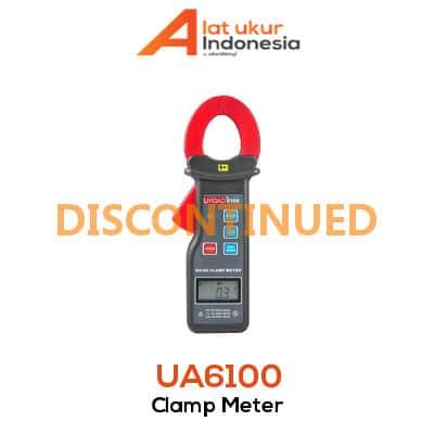 Clamp Meter AC/DC  UYIGAO UA6100