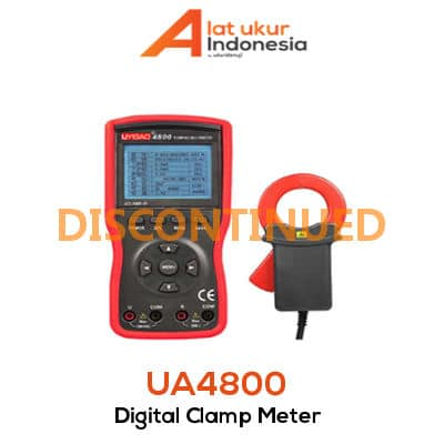 Clamp Meter Digital UYIGAO UA4800