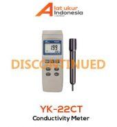 Conductivity TDS Meter Lutron YK-22CT