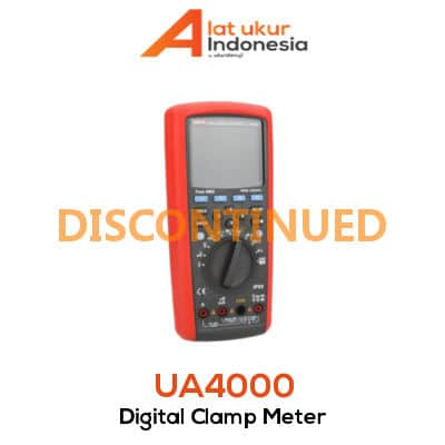 Digital Clamp Meter UYIGAO UA4000
