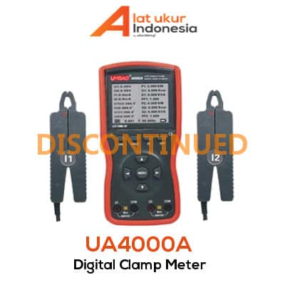 Digital Clamp Meter UYIGAO UA4000A