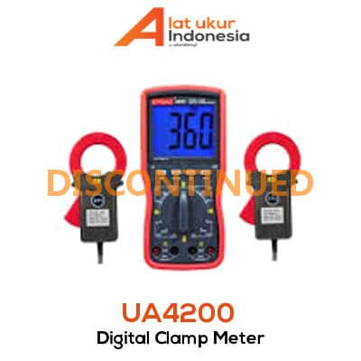 Digital Clamp Meter UYIGAO UA4200