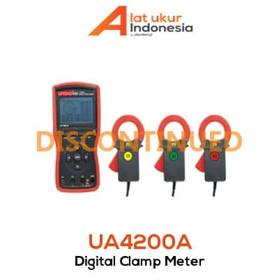 Digital Clamp Meter UYIGAO UA4200A