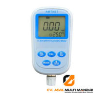 Alat Ukur pH 8 IN 1 AMTAST EC900