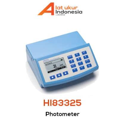 Fotometer HANNA INSTRUMENT HI83325