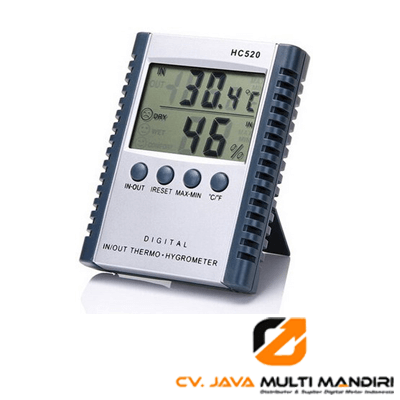 Termometer Hygrometer AMTAST HC-520