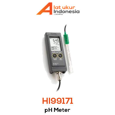 Leather and Paper pH Portable Meter HANNA INSTRUMENT HI99171