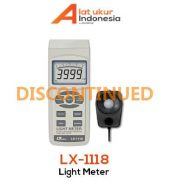 Light Meter Lutron LX-1118