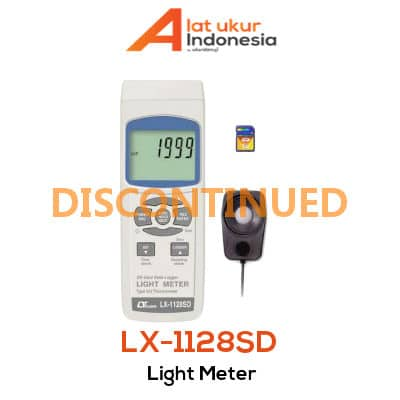 Light Meter Lutron LX-1128SD
