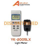 Light Meter Lutron YK-2005LX