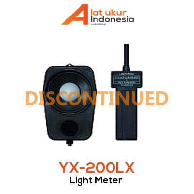 Light Meter Lutron YX-200LX