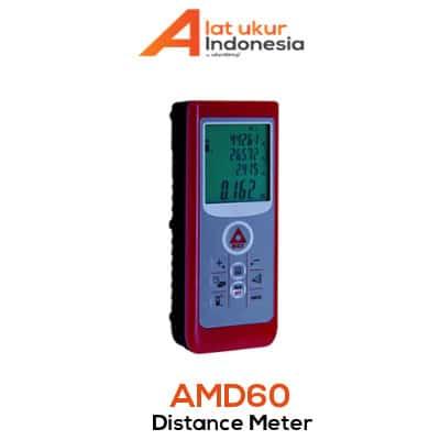 Meteran Jarak Laser AMTAST AMD60