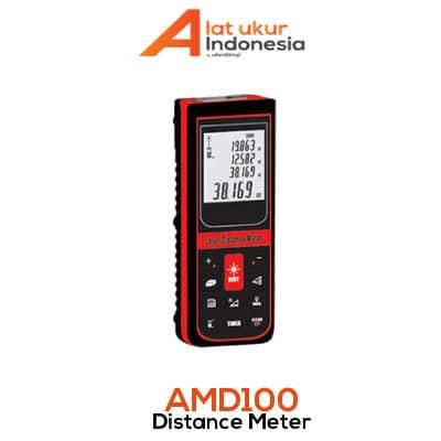 Meteran Laser AMTAST AMD100