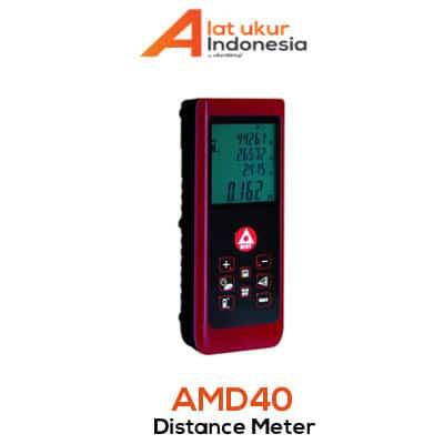Meteran Laser AMTAST AMD40