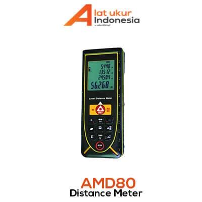Alat Pengukur Jarak AMTAST AMD80