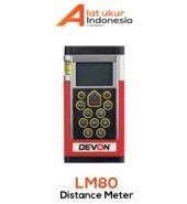 Meteran Laser AMTAST LM80