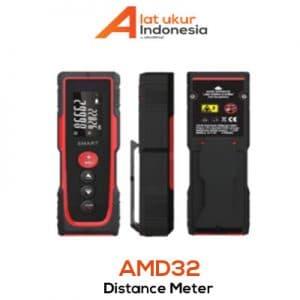 Meteran Laser Tipe Pulpen AMTAST AMD32