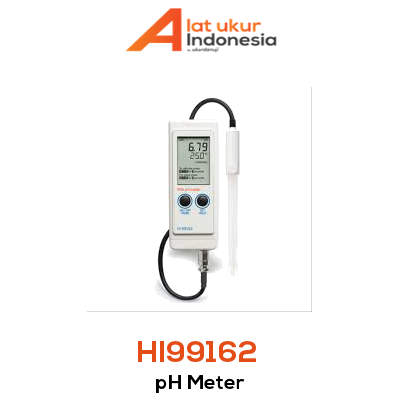 Milk pH Portable Meter HANNA INSTRUMENT HI99162