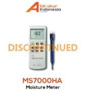 Moisture Meter Lutron MS-7000HA