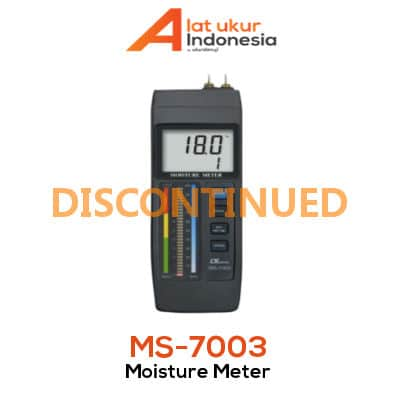 Moisture Meter Lutron MS-7003