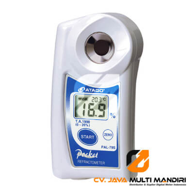 Digital Hand-held Wine Refractometers PAL-79S