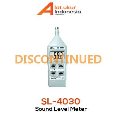 Pengukur Kebisingan Lutron SL-4030