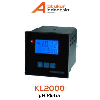 Pengukur pH Digital dan ORP Kontroler AMTAST KL2000
