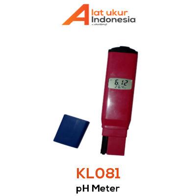 pH Meter Akurasi Tinggi AMTAST KL081