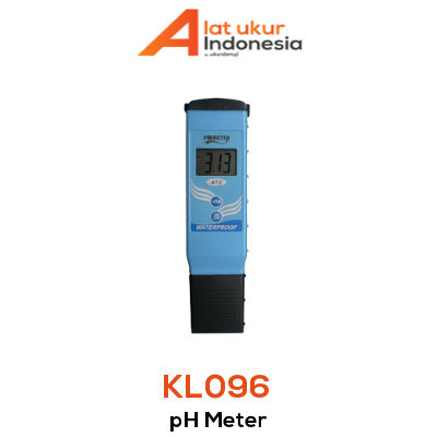 pH Meter Tahan Air AMTAST KL096