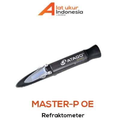 Refraktometer Anggur ATAGO MASTER-P OE