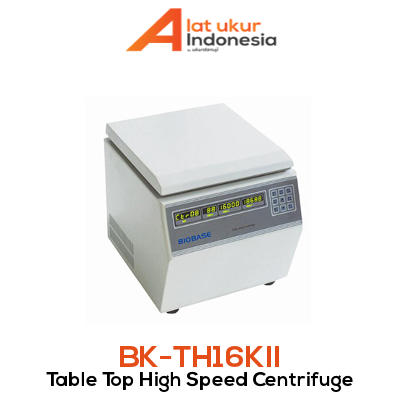 Table Top High Speed Centrifuge BIOBASE BK-TH16KII