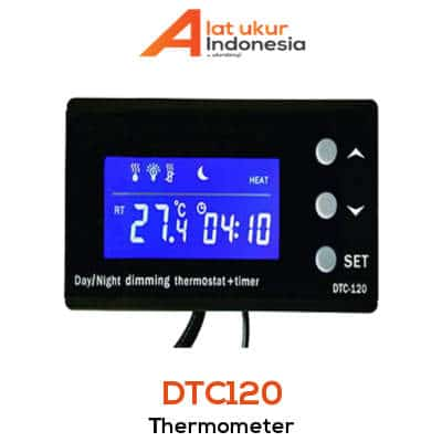 Termometer Akuarium AMTAST DTC120