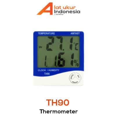Termometer Hygro AMTAST TH90