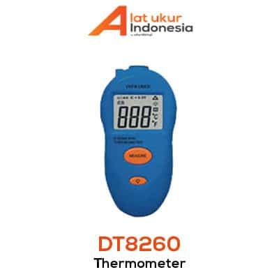 Termometer Portabel AMTAST DT8260