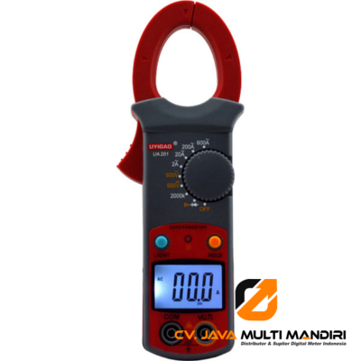 Digital Clamp Meters UA201