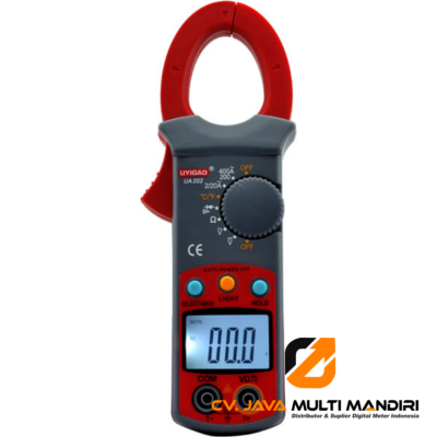 Digital Clamp Meter UA202