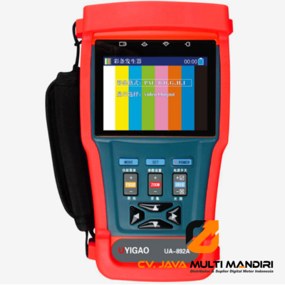Video Tester UA892A+