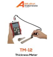 Ultrasonic Thickness Gauge TMTECK TM-12
