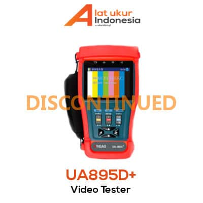 Video Monitoring Tester UYIGAO UA895D+