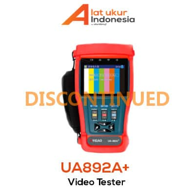 Video Tester UYIGAO UA892A+